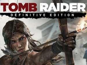 Tomb Raider: Definitive Edition (Playstation)