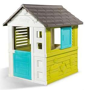 Smoby Pretty Spielhaus (810710), Kinderspielhaus für Indoor und Outdoor