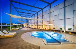 Wellness & Gourmet Therme Laa - Hotel Silent ****superior, Laa an der Thaya + Therme 2 Nächte/HP/pro Person 184€