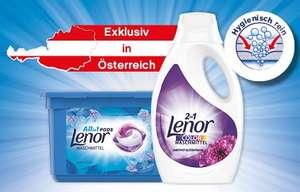 Lenor Waschmittel gratis testen (1 Produkt)