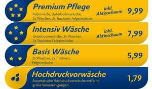JET Tankstelle: Premium Pflege inkl. Aktivschaum