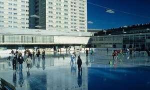 Gratis-Eislaufen im Wiener Eislaufverein am 24.10.2020 bis 20:00 Uhr