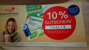 -10% bei Shop Apotheke