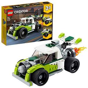 LEGO 31103 Creator 3-in-1 Raketen-Truck - Geländewagen - Quad