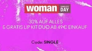 MAC Cosmetics: 30% Rabatt auf alles, inklusive Sale + Lip Kit Duo ab 49€ Einkaufswert