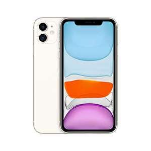 AMAZON.de l Apple iPhone 11 (64 GB) - Weiß (inklusive EarPods, power adapter)
