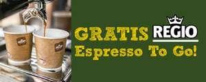 *Kaffeejunkie* GRATIS Espresso zum Mitnehmen
