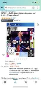 FIFA 21 PS 4