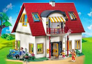 @Playmobil Staffelrabatt - ab 3 Artikel -30% auch auf reduziertes Übersicht z.B.Playmobil Wohnhaus 4279 für 55,99€, Adventskalender 6,99€