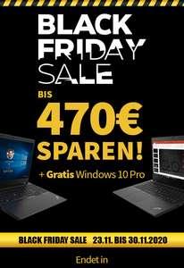 Edustore Black Friday Week (Lenovo-Angebote bis -36%)
