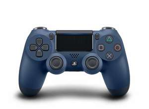 PlayStation 4 Dualshock V2 Wireless Controller, nachtblau mit Versand 39,08€