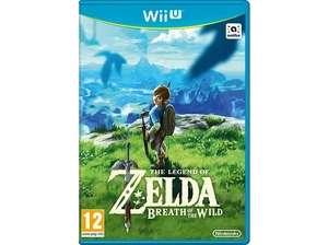 The Legend of Zelda: Breath of the Wild (WiiU)