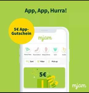 5 Euro MJAM-Gutschein (10 Euro MBW)