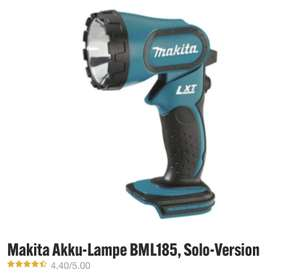 Makita Akku-Lampe BML185, Solo-Version 18V