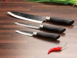 TOKIO 3-teiliges Messerset