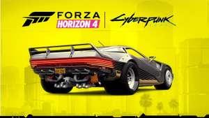 Quadra Turbo-R V-TECH -Cyberpunk 2077 Edition- Gratis Auto für Forza Horizon 4 (XBOX One / XBOX Series S|X / Windows PC)