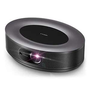 Anker NEBULA Cosmos 1080p Beamer, Home Entertainment Projektor mit 1080p, 900 ANSI Lumen, Android TV 9.0, Digital Zoom, HLG, HDR10