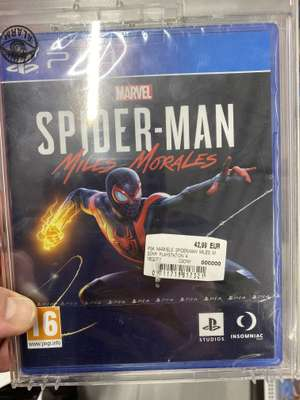 Marvel's Spider-Man: Miles Morales (PS4) bei Mediamarkt