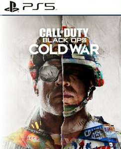 Call of Duty Cold War PS5/PS4 für 5€ - Preisfehler