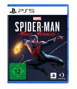Spiderman Miles Morales PS5 zum Bestpreis von 48,78€