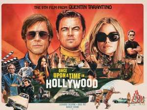 Once upon a Time in Hollywood kostenlos für Sky Kunden