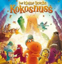 """Der kleine Drache Kokosnuss 1+2: """"Feuerfeste Freunde"""" und """"Auf in den Dschungel!"""" gratis aus der ZDF Mediathek streamen oder herunterladen"""