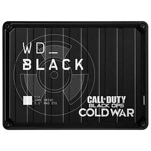 WD_BLACK Call of Duty: Black Ops Cold War Special Edition P10 2TB Game Drive