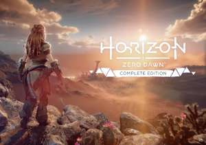 Horizon Zero Dawn Complete Edition für Playstation 4