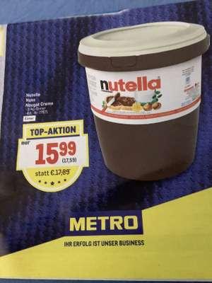 METRO Nutella 3 kg