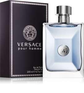 200ml Versace Pour Homme EDT