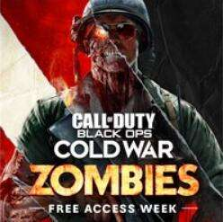 Call of Duty®: Black Ops Cold War - Zombies: Kostenloser Zugang (XBOX One / Series X S / PC / Playstation)