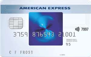 American Express Blue Card lebenslang beitragsfrei inkl. 5.000 Membership Rewards Punkte für Best Secret Silver, Gold und Diamond Member