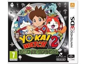 YO-KAI Watch 2: Knochige Gespenster od. Kräftige Seelen (Nintendo 3DS)