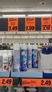 [ LIDL ] W5 Hygiene Spray Desinfektion um 1,99€