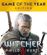 The Witcher 3: Wild Hunt – Game of the Year Edition (Playstation)
