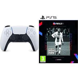 Fifa 21 NXT LVL + PS5 Wireless Controller