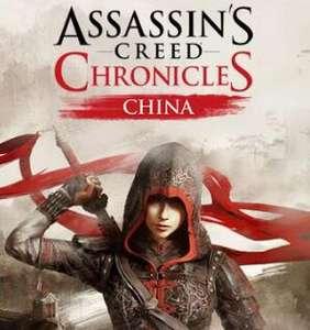 """Assassins Creed Chronicles: China"" gratis im Ubisoft Store ab 9.2."