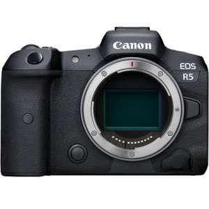 Canon EOS R5 - Retouren Bodies zum bisherigen Bestpreis! ...
