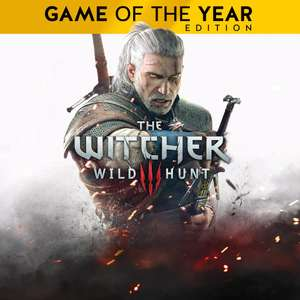 The Witcher 3: Wild Hunt (Game of the Year) (PC / VPN Russland bzw. Brasilien)