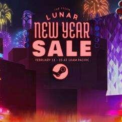 """""""Lunar New Year Sale 2021"""" auf Steam - gratis Sticker und Games zum historischen Tiefstpreis: Ori, The Forest, Grandia, Moss, Ys Origin, ..."""