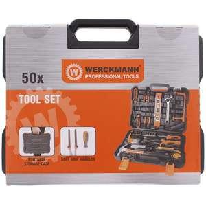 [Action] Werckmann Werkzeug-Set um nur 18,95€