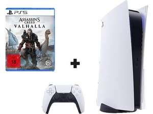 Playstation 5 + Assasins Creed Vallhalla bei MediaMarkt Deutschland