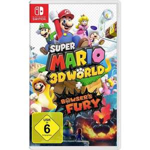 [CLICK & COLLECT] Super Mario 3D World + Bowser's Fury für Nintendo Switch