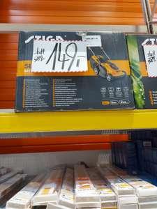 Akku-Rasenmäher STIGA SLM 3448 AE inkl. Akku 48 Volt/2,0 Ah Ladegerät
