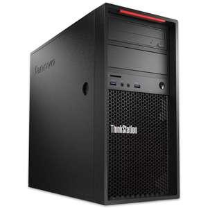 (Gebrauchtware - Grade A): Lenovo ThinkStation P300 MT - Xeon E3, 16GB/180GB, Nvidia Quadro K2200, Win10Pro