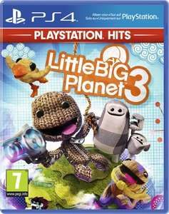 Playstation Hits um 9,99€: God of War, Little Big Planet 3, Until Dawn, Uncharted 4, Gran Turismo, TLOU Remastered, ... bei Media Markt