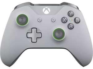 Microsoft Xbox One Wireless Controller grau/grün