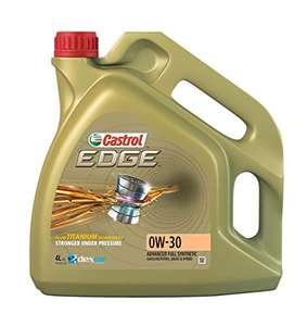 """4l Castrol """"Edge 0W30"""" Motoröl"""