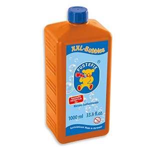 Pustefix Nachfüllflasche XXL-Bubbles 1L Seifenblasen
