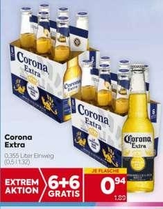 (UPDATE) Verlängerung: CORONA flüssig 6+6 gratis beim Billa/Plus € 0.94/Flasche